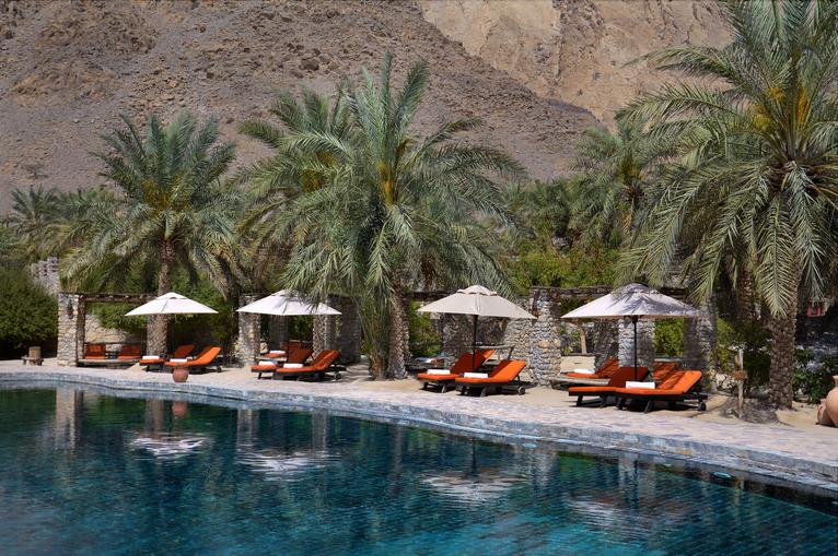 Zighy Bay Oman